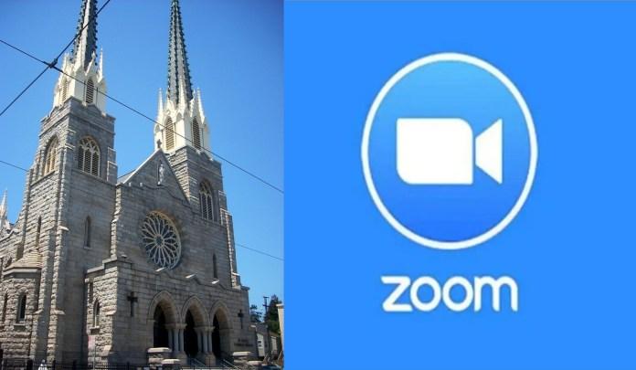 Zoom, चर्च, Porn क्लिप
