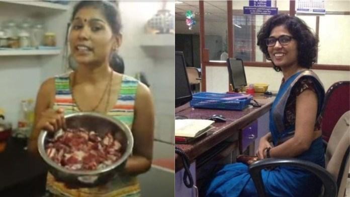 रेहाना फातिमा, BSNL