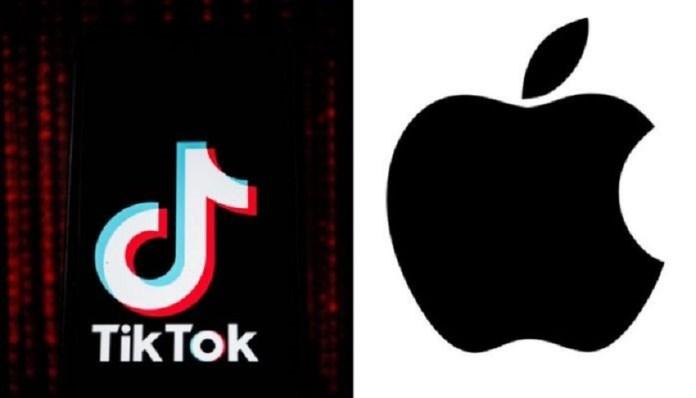 TikTok आईफ़ोन