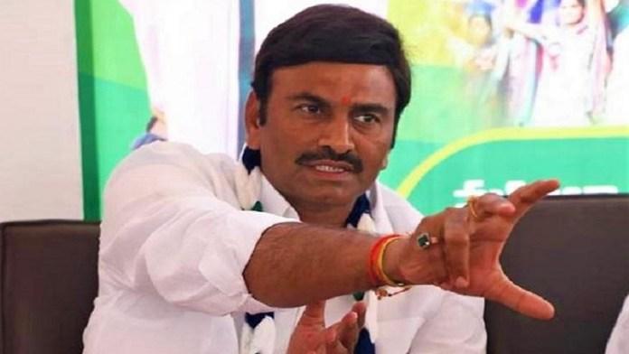 रघुराम कृष्णम राजू YSRCP