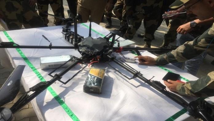 पाकिस्तानी ड्रोन