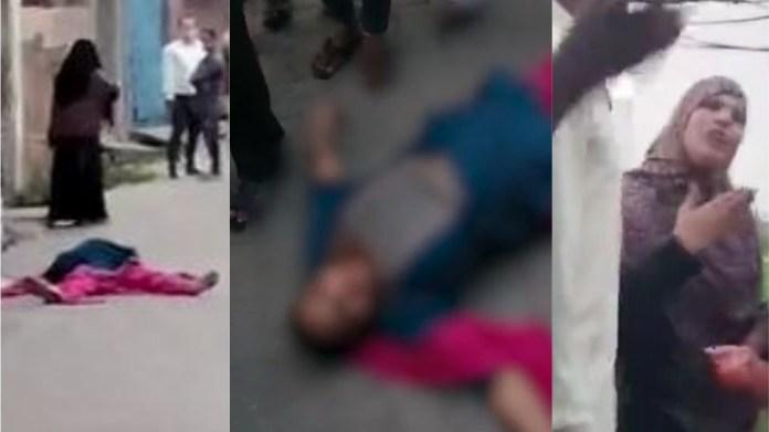 मुरादाबाद गर्भवती सौतन की शबाना ने की हत्या