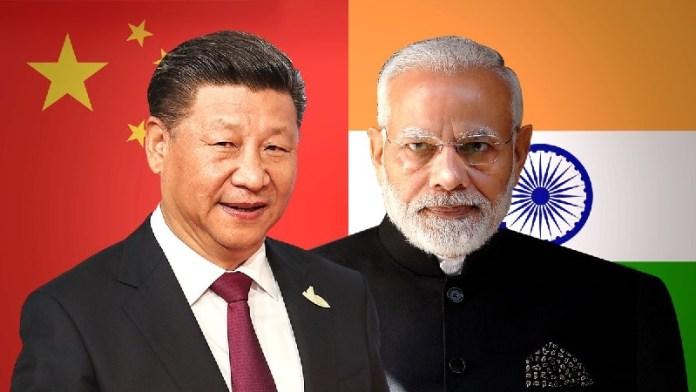 चीन, भारत, अंतरराष्ट्रीय