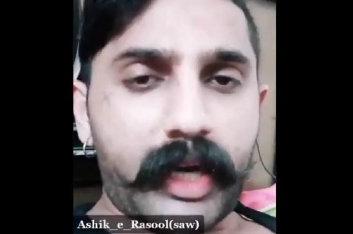 पाकिस्तानी शख्स का वीडियो वायरल