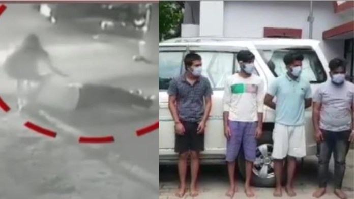 विजय जोशी को गोली मारने वाले गिरफ्तार