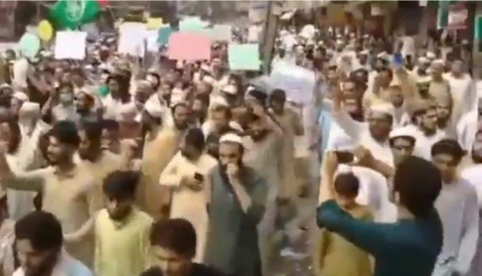 पैगंबर निंदा पाकिस्तान