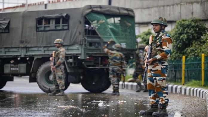 जम्मू कश्मीर अधिकारियों