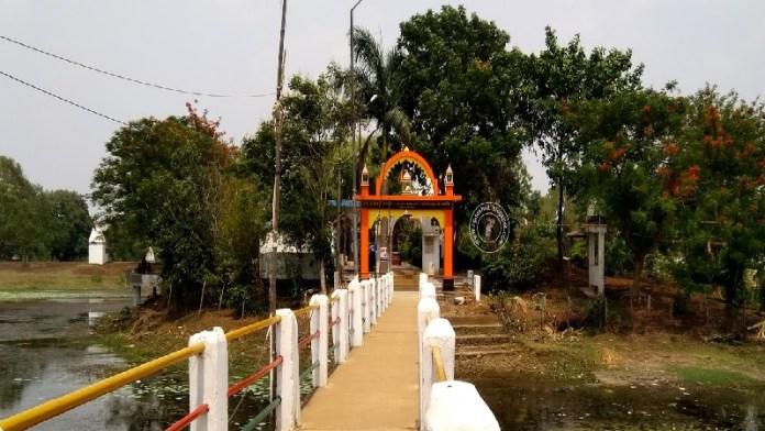 चंदखुरी, छत्तीसगढ़, राम, मंदिर