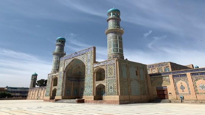 अफगानिस्तान, तालिबानी, विस्फोट, मस्जिद