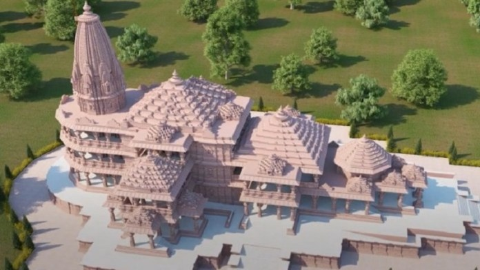 फैक्ट चेक राम मंदिर चंदा
