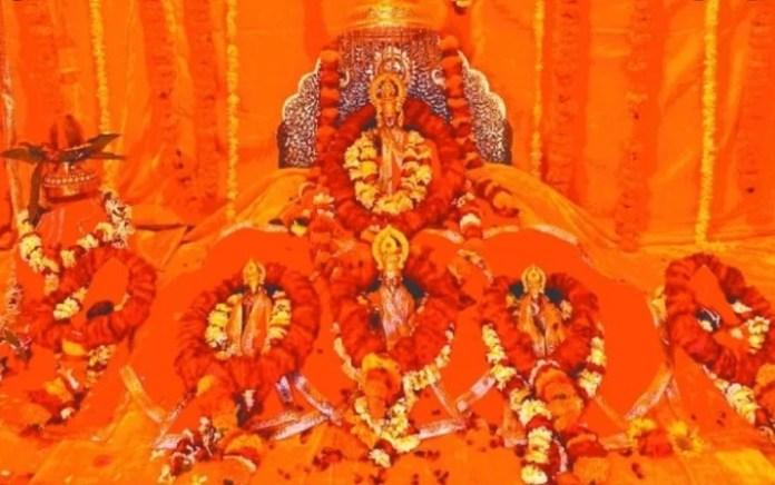 राम मंदिर अयोध्या-सासी