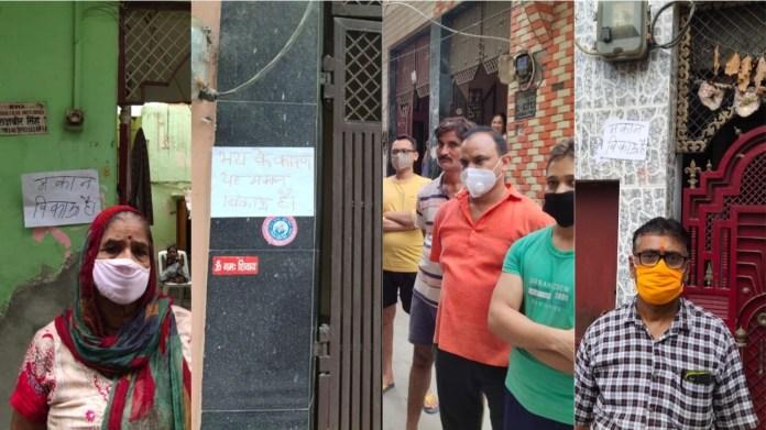 पलायन हिन्दू दिल्ली दंगा
