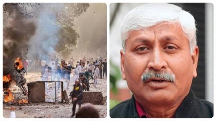 अपूर्वानंद, दिल्ली दंगा