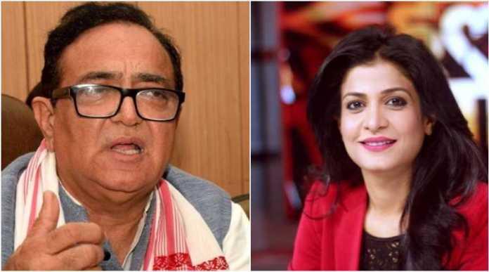 अजय सिंह यादव/ अंजना ओम कश्यप