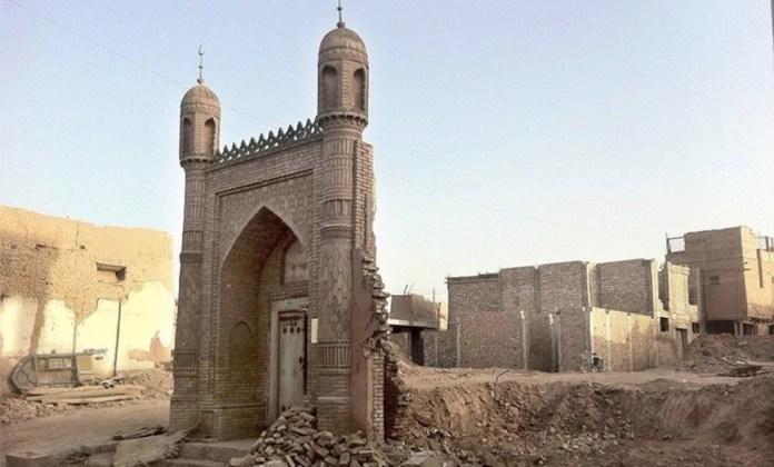 चीन, मस्जिद