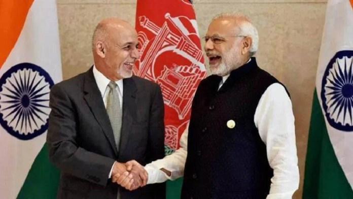 अफगानिस्तान, भारत, पाकिस्तान,