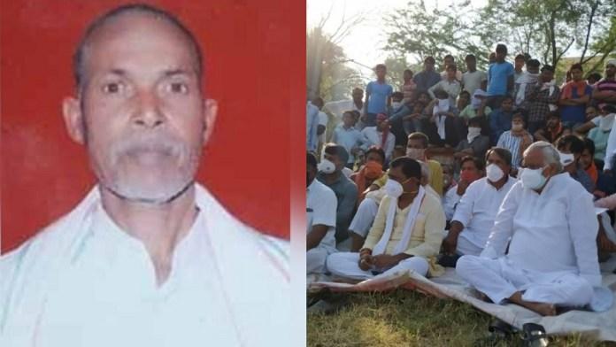 राजस्थान, पुजारी बाबूलाल वैष्णव, हत्या