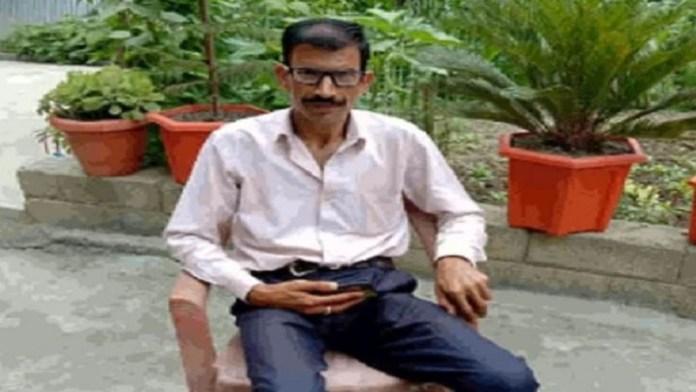 भाजपा नेता के घर पर आतंकी हमला