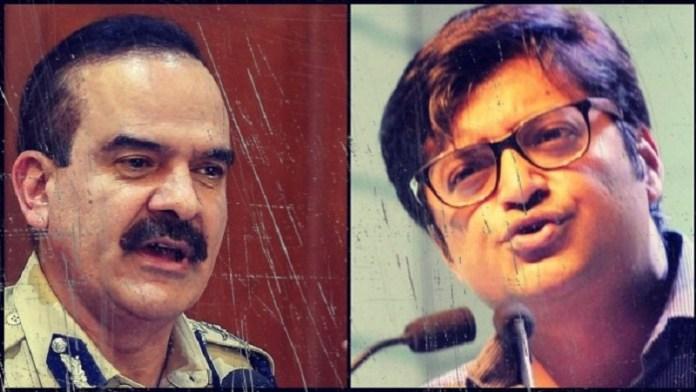 मुंबई पुलिस रिपब्लिक भारत