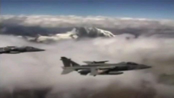 ऑपरेशन सफेद सागर, कारगिल, भारतीय वायुसेना