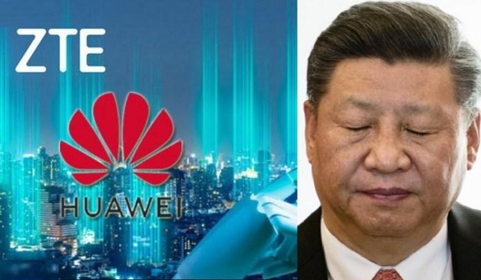 Huawei, ZTE स्वीडन