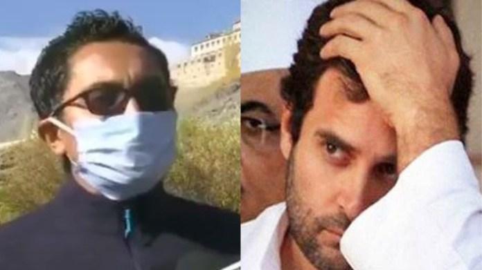 भाजपा सांसद ने राहुल गाँधी का उड़ाया मजाक