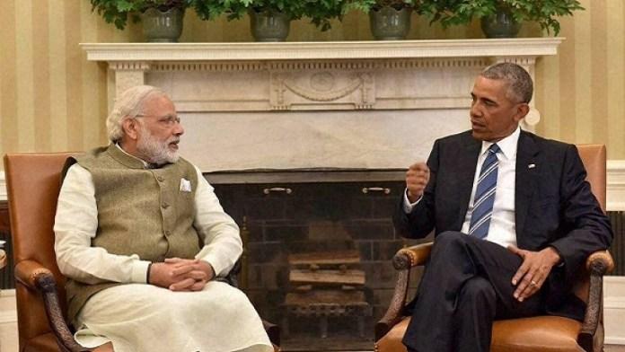 बराक ओबामा ने की थी प्रधानमंत्री मोदी की प्रशंसा