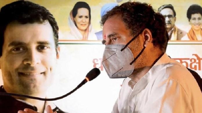 राहुल गाँधी, वीडियो, कृषि