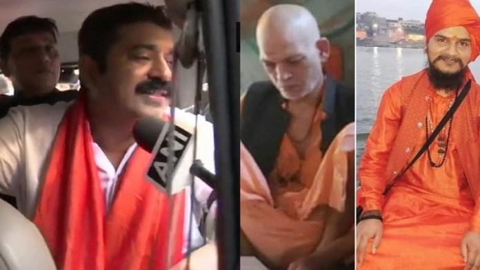 राम कदम, हिरासत, पालघर