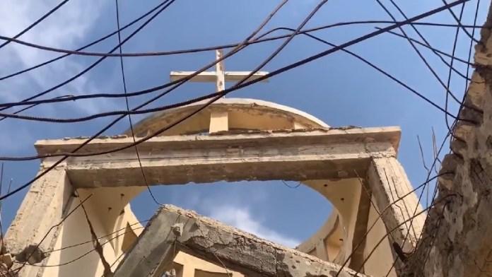 सीरिया, ऑर्थोडॉक्स चर्च, हमला,