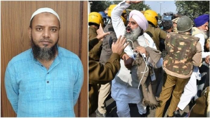 UAH, किसान आंदोलन, दिल्ली दंगों