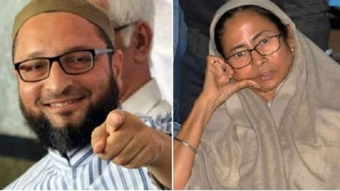 बंगाल, विधानसभा चुनाव, ममत बनर्जी, ओवैसी