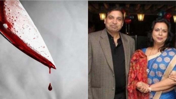 विनय गुप्ता और नेहा की हत्या