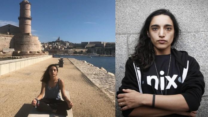 DJ समा अब्दुलहादी, फिलिस्तीन