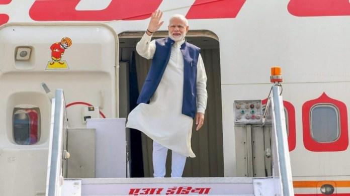 मोदी हवाई जहाज RTI