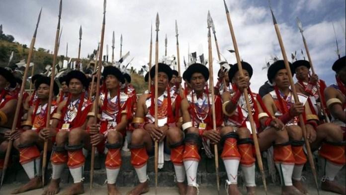 नागालैंड रक्त-रंजित इतिहास