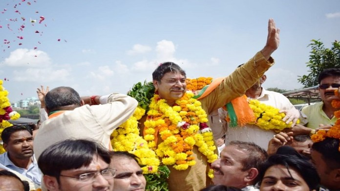 सतीश पूनिया, राजस्थान बीजेपी