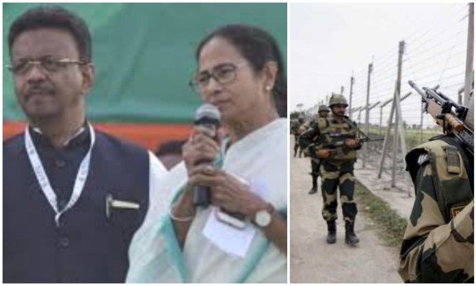 टीएमसी, BSF