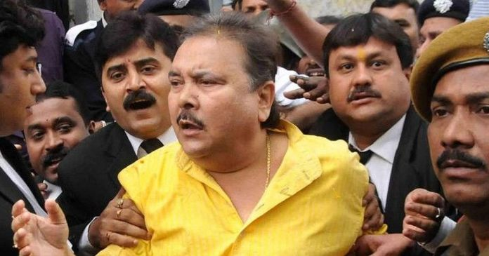 टीएमसी नेता मदन मित्रा