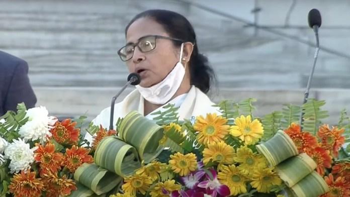 ममता बनर्जी, जय श्री राम