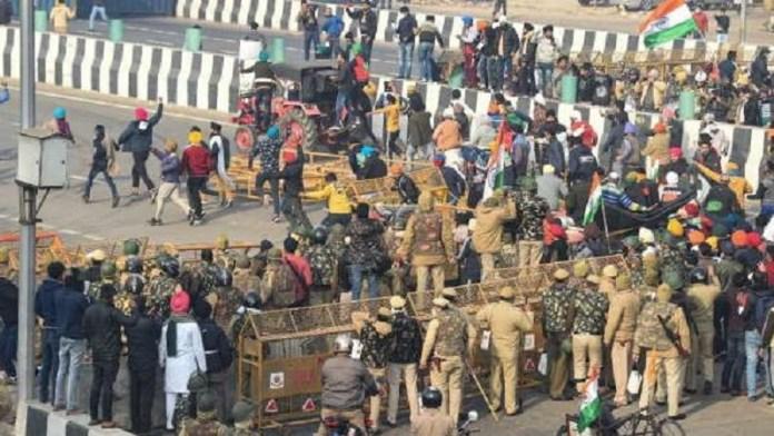 84 गिरफ्तार दिल्ली पुलिस