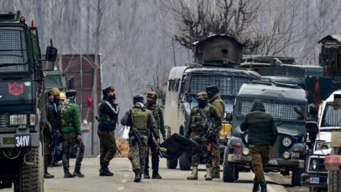 जम्मू कश्मीर, आतंकी घटना