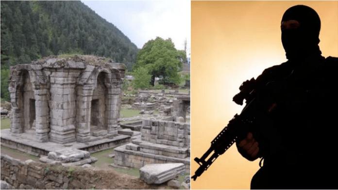 पाकिस्तान और आतंकवादियों के निशाने पर जम्मू कश्मीर के मंदिर