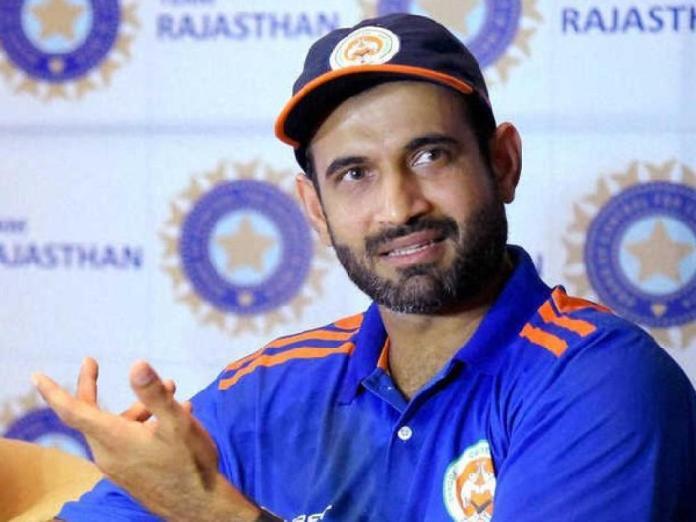 भारतीय पूर्व क्रिकेटर इरफान पठान