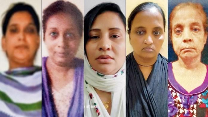 ड्रग्स माफिया, महिला, मुंबई