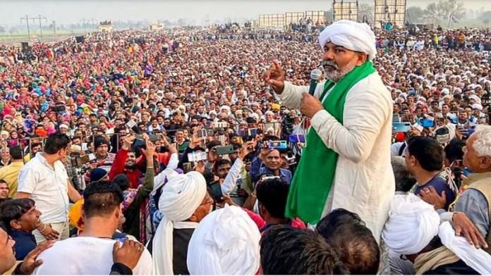 किसान आंदोलन, चक्का जाम