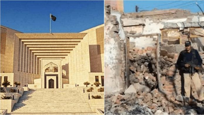 पाकिस्तान मंदिर हिंदू