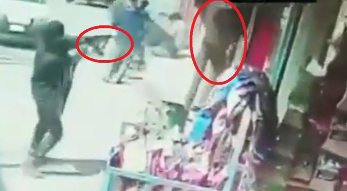 श्रीनगर आतंकी शिव शक्ति