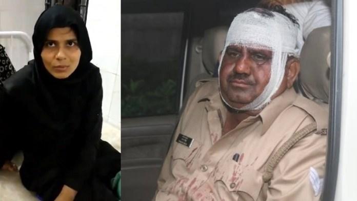 पुलिस, हमला, कानपुर देहात