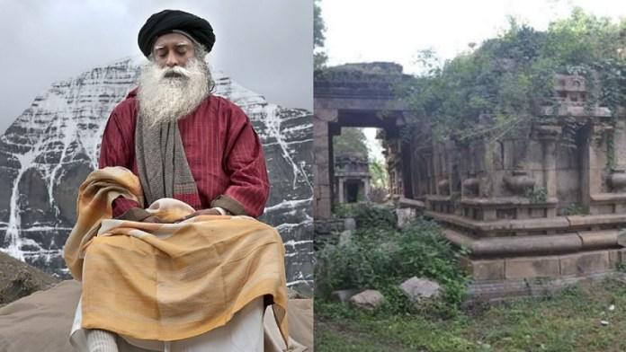 सद्गुरु, सरकार द्वारा मंदिरों का प्रबंधन